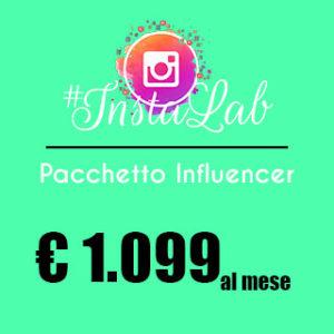 Pacchetto Influencer